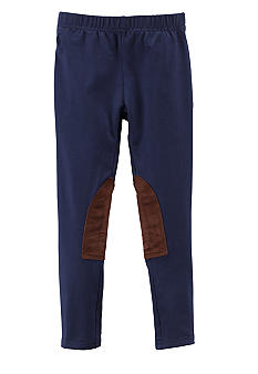 Ralph Lauren Childrenswear Navy Legging Toddler Girl