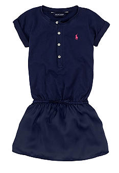 Ralph Lauren Childrenswear T-shirt Dress Toddler Girls