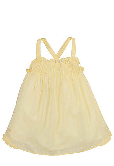 Ralph Lauren Childrenswear Ruffled Summer Cami Toddler Girls
