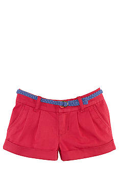 Ralph Lauren Childrenswear Nautical Chino Shorts Toddler Girls