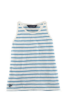 Ralph Lauren Childrenswear Nautical Stripe Tank Toddler Girls