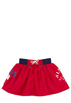 Ralph Lauren Childrenswear Nautical Tie Skirt Toddler Girls