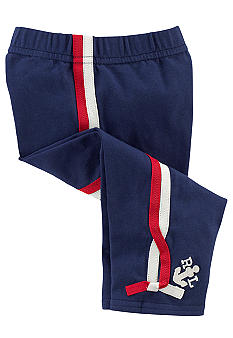 Ralph Lauren Childrenswear Nautical Stripe Legging Toddler Girls