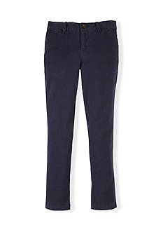 Ralph Lauren Childrenswear Stretch Cotton Chino Pants Toddler Girls