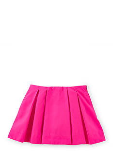 Ralph Lauren Childrenswear Taffeta Skirt Toddler Girls