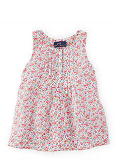Ralph Lauren Childrenswear Floral Tank Top Toddler Girls