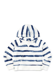 Ralph Lauren Childrenswear Magic Fleece Hoodie Toddler Girls