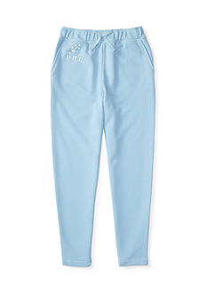 Ralph Lauren Childrenswear Jersey Pants Toddler Girls