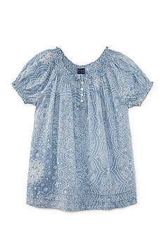 Ralph Lauren Childrenswear Boho Top Toddler Girl