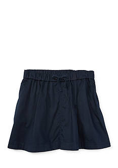 Ralph Lauren Childrenswear Tissue Chino Skirt - Toddler Girl
