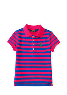 Ralph Lauren Childrenswear Polo Shirt Toddler Girl
