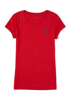 Ralph Lauren Childrenswear Modal Knit Top Toddler Girl