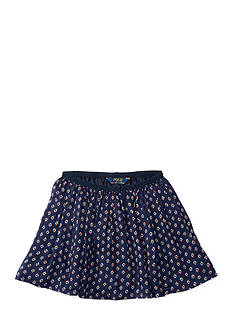 Ralph Lauren Childrenswear Flounce Skirt Toddler Girls