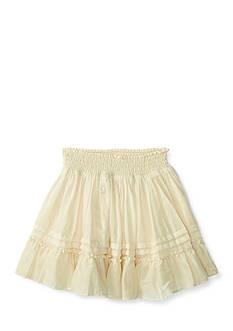 Ralph Lauren Childrenswear Tiered Skirt Toddler Girl