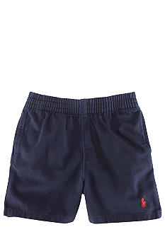 Ralph Lauren Childrenswear Infant Boy Twill Sport Short