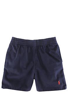 Ralph Lauren Childrenswear Infant Boy Twill Sport Short