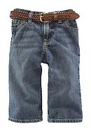 Ralph Lauren Childrenswear Infant Boy Thompson Wash Jean