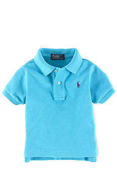 Ralph Lauren Childrenswear Classic Mesh Polo