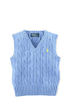 Ralph Lauren Childrenswear Sweater Vest
