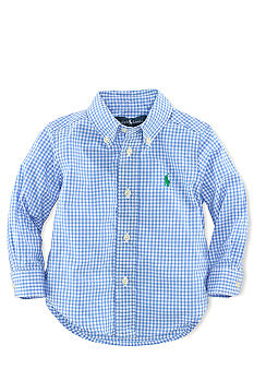 Ralph Lauren Childrenswear Classic Button-Down