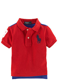 Ralph Lauren Childrenswear Colorblocked Polo