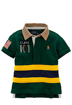 Ralph Lauren Childrenswear Cotton Mesh Polo