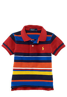 Ralph Lauren Childrenswear Striped Polo