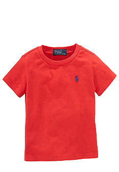 Ralph Lauren Childrenswear Embroidered Pony Tee