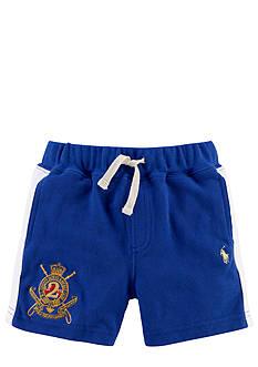 Ralph Lauren Childrenswear Embroidered Athletic Short