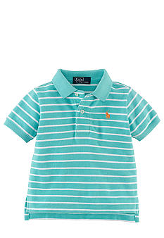 Ralph Lauren Childrenswear Thin Stripe Polo