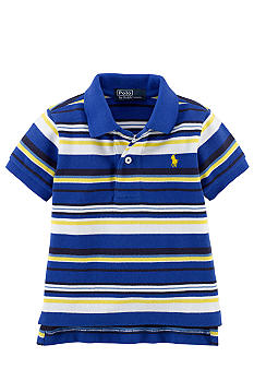 Ralph Lauren Childrenswear All Over Stripe Polo
