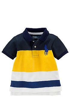 Ralph Lauren Childrenswear Wide Stripe Polo