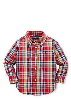 Ralph Lauren Childrenswear Blake Oxford Shirt