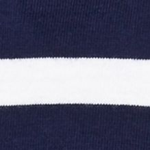 Baby Boy Essentials: French Navy Multi Ralph Lauren Childrenswear 6/15 RUGBY NVY OP