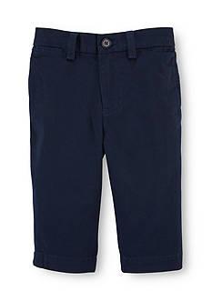 Ralph Lauren Childrenswear Cotton Chino Straight Leg Pants