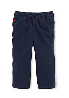 Ralph Lauren Childrenswear Pull-On Flat Front Pants