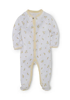 Ralph Lauren Childrenswear Duck Print Coverall