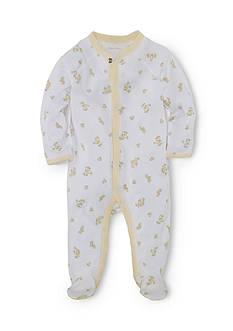 Ralph Lauren Childrenswear Duck Print Coverall