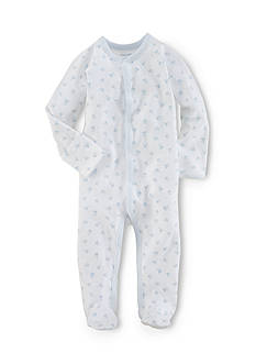 Ralph Lauren Childrenswear Block Printed Coverall