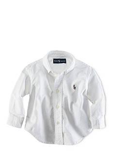 Ralph Lauren Childrenswear Button Down Sport Shirt