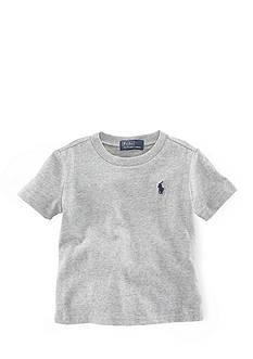 Ralph Lauren Childrenswear Short Sleeve Solid Tee