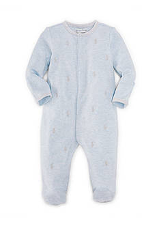 Ralph Lauren Childrenswear Pony Coverall