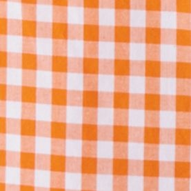 Baby & Kids: Creepers & Rompers Sale: Orange Multi Ralph Lauren Childrenswear 1POPLIN-GINGHAM-1 PC-SHORTALL ORANGE MULTI