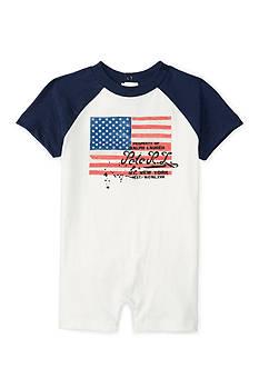 Ralph Lauren Childrenswear Shortall Baby/Infant Boy Baby/Infant Boy