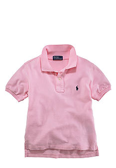 Ralph Lauren Childrenswear Mesh Polo - Toddler Boy