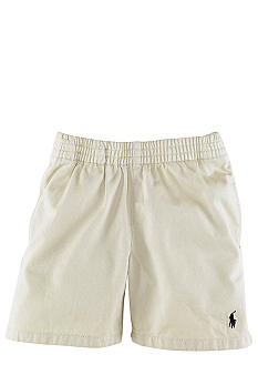 Ralph Lauren Childrenswear Twill Sport Short Toddler Boy