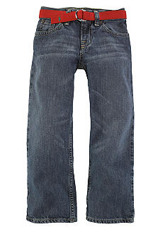 Ralph Lauren Childrenswear Toddler Boy Thompson Wash Jean