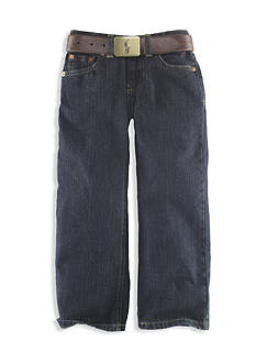 Ralph Lauren Childrenswear Toddler Boy Vestry Wash Jean
