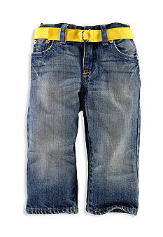 Ralph Lauren Childrenswear Slim Fit Jean Toddler Boy
