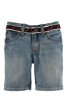 Ralph Lauren Childrenswear Classic Denim Short Toddler Boy